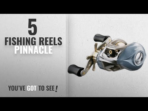 Top 10 Fishing Reels Pinnacle [2018]: Pinnacle Matrix X Baitcast Reel, 6.2:1