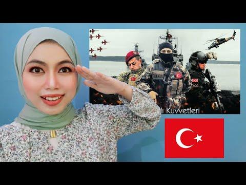 Dünyayi Korkutan TSK Klibi 2020   Indonesian Reaction