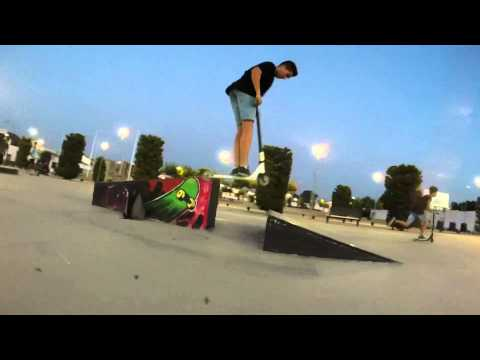 Jesús Moya | Summer Edit | Skatepark Valdepeñas (Andrés Martínez Banda)