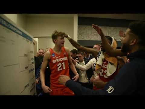 Marek Dolezaj gets honor of moving Syracuse basketball forward in bracket (video)