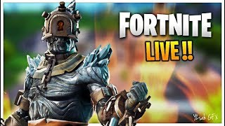 Live Fortnite Fr: THE SECRET SKIN IS FINALLY DISPO ON FORTNitE BATTLE ROYALE!!