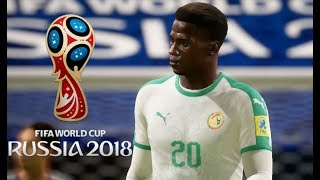 Sénégal vs Japon - Coupe du Monde 2018 Russie #02 FIFA 18