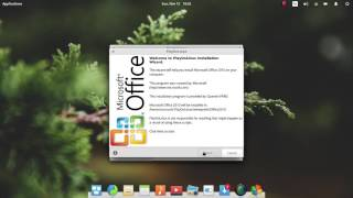 How to Install Microsoft Office 2010 on Elementary OS 5.0