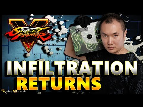 SFV - INFILTRATION Returns Online With Some Menat   Compilation - SF5