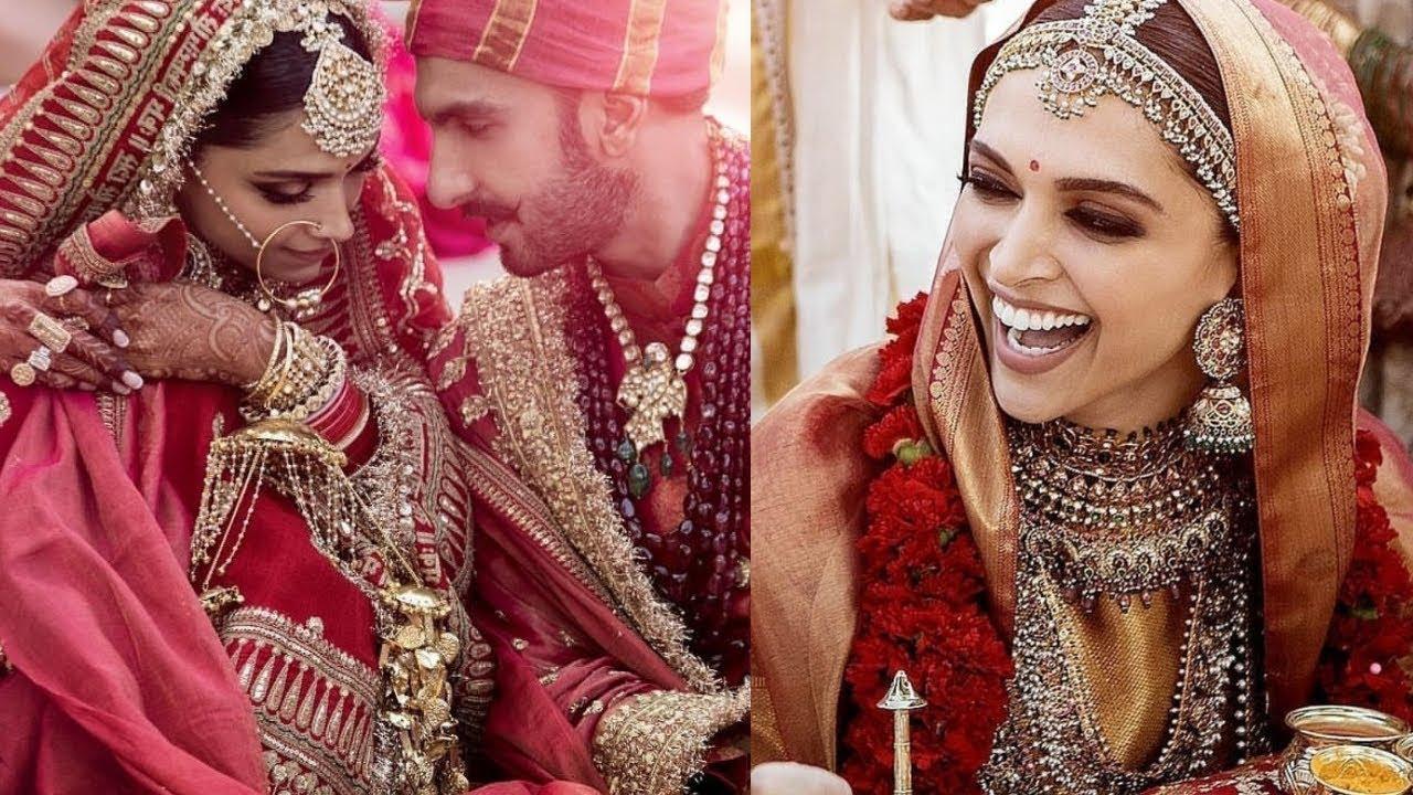 Deepika Padukone Expensive Wedding Makeup, Jewellery ...