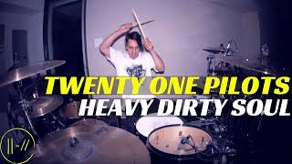 Twenty One Pilots - Heavydirtysoul | Matt McGuire Drum Cover