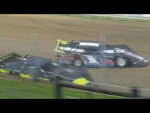 Lucas Oil Late Model Feature Dubuque Speedway 6/15/19