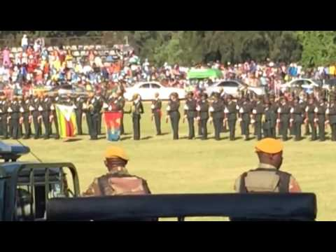 ZITF 2017 Official Opening
