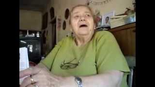 La Prima Adela Vincenzini cuenta un chiste de santiagueños en Rosario.