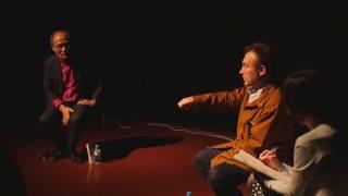 ミケル・バルセロと小林康夫によるトーク