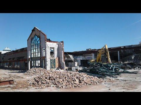 Abandoned Five Points Mall Oshawa Urbanex Exploration & History