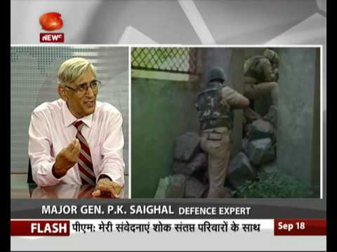 Uri Terror Attack: Discussion with Defence Expert