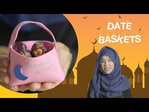 Date baskets - Crafty kids | CABTV