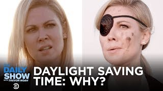 United Swing States of America - Arizona's Daylight Saving Time Opt-Out | The Daily Show