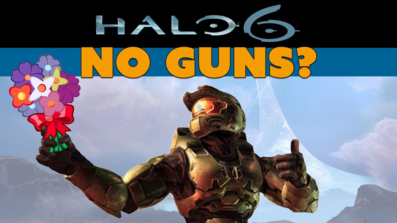 Halo 6: Splitscreen YES, Guns NO? - The Know - YouTube