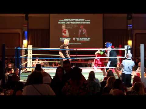 Amateur Light-Welterweight Contest - Deas v Wilson