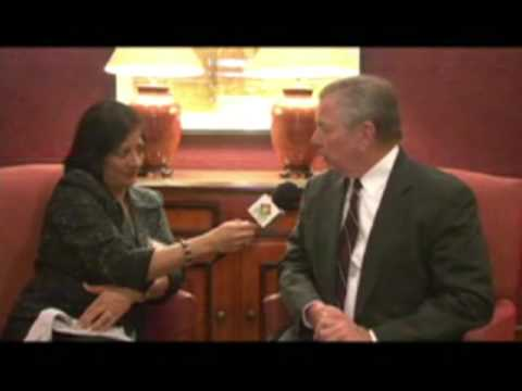 NAIRA Ashcroft Interview: US-India Relations