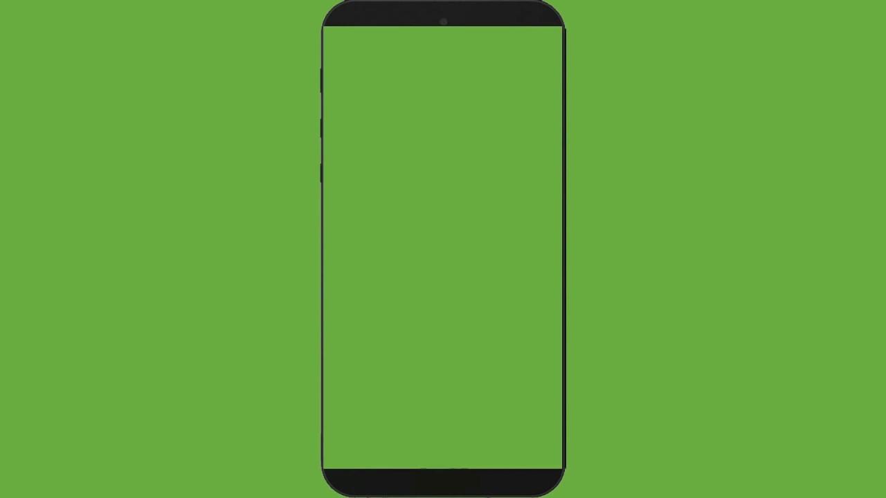 Mobile frame 12 । Green screen effect । Chroma key - YouTube