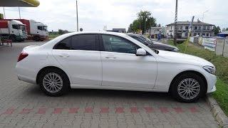 """W205 Mercedes-Benz C-Class Trunk Space Test """"Q&A"""" Exterior Review 2015 C200 C300 C400 C450"""