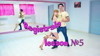 Registrala - Salsa casino dance lesson №5 (Bailando)