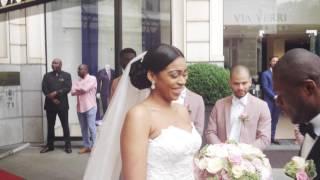 Sofia & Chancel Mbemba Mariage