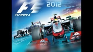 F1 2012 Monza race (Demo gameplay)