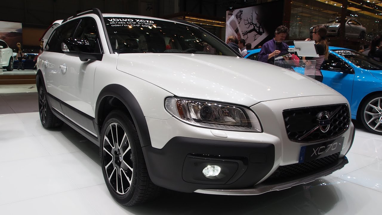 2014 volvo xc70 d5 awd exterior and interior walkaround. Black Bedroom Furniture Sets. Home Design Ideas