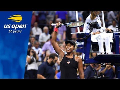 2018 US Open Top 5 Plays: Naomi Osaka... So Far