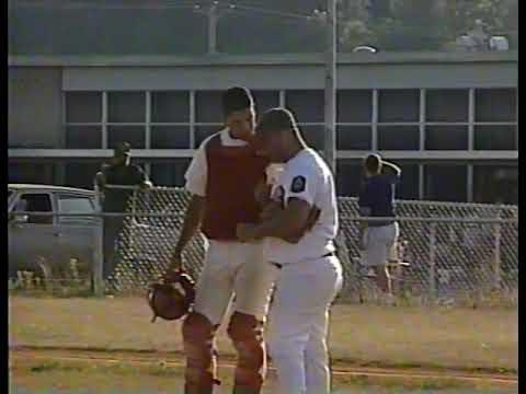 1993 American Legion Baseball Washington Twp Vs Atco