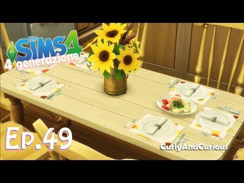 The Sims 4 - Cena di Famiglia!! - Ep.49 [GamePlay ITA]
