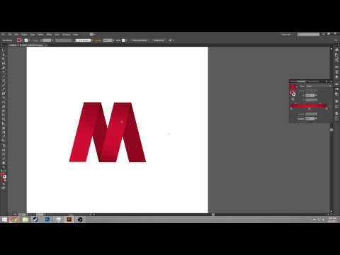 Mad Studio Logo Redesign and Poster (time-lapse)