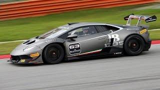 Lamborghini Huracan LP620-2 Super Trofeo 2015 Videos