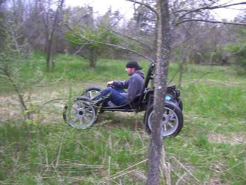 Big Wheels Go Kart Youtube