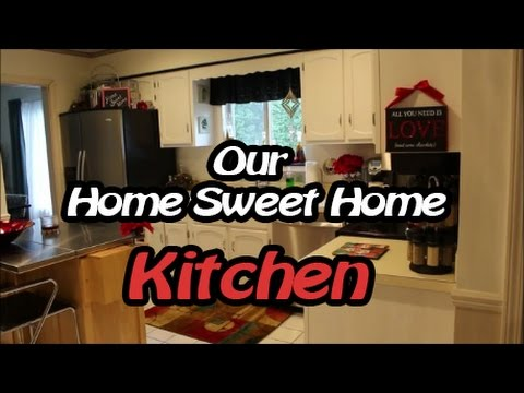 Our Home Sweet Home: Kitchen