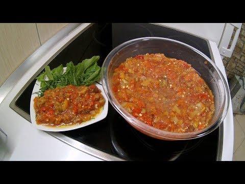 Makedonski pindžur/salata za savaku priliku!