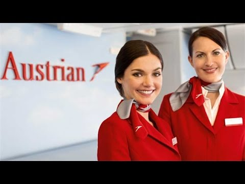 Austrian Airlines celebrate 20 years' direct flight to China