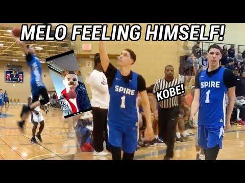LaMelo Ball SKIPS WARMUPS & Then Drops 32! Is He LEAGUE READY!? 🤑 Mp3