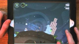 Angry Birds Space App Review (iPhone, iPod Touch, iPad)