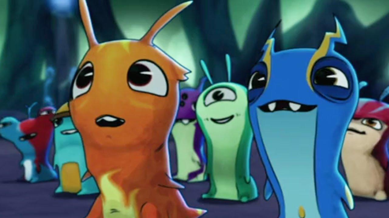 Bajoterra  El cambio  Episodio 3  Dibujos animados para