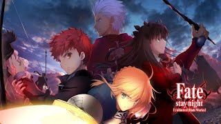 Fate/stay night [UBW] - Shirou:Red Memory ~ Invocation (04)