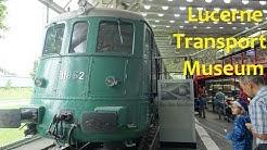 Lucerne Transport Museum!