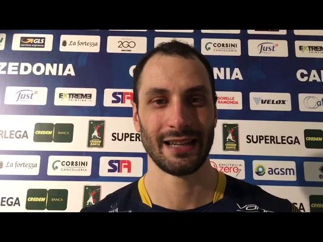 18 febbraio 2019 - Matey Kaziyski