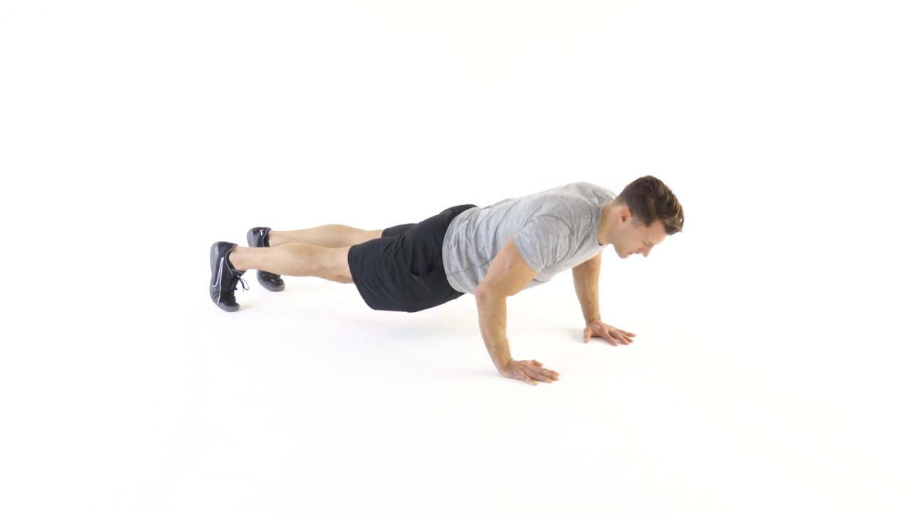 Strength Training to Build Your Endurance - Push Ups
