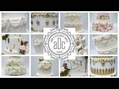 Ann's Designer Cakes Introduction