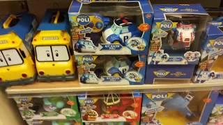 VLOG поход в детский магазин игрушки Щенячий Патруль Shopping children's store Cars Hot Weels
