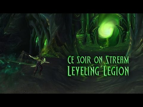 leveling guide legion 1 100