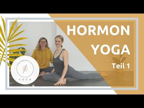 Hormonyoga für Frauen