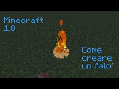 MINECRAFT 1.8 - COME CREARE UN FALO' from YouTube · Duration:  3 minutes 48 seconds