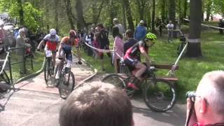 Czech MTB XCO Cup, Teplice 2016 - Elite, Peter Sagan races on bike