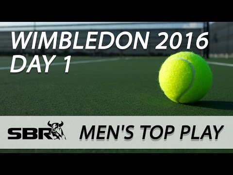 Wimbledon 2016 | Betting Markets, Draw and Outrights | ATP Men's Singles